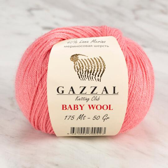 Gazzal Baby Wool Pembe Bebek Yünü - 828
