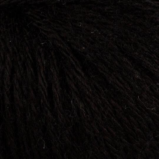 Gazzal Baby Wool XL Siyah Bebek Yünü - 803XL