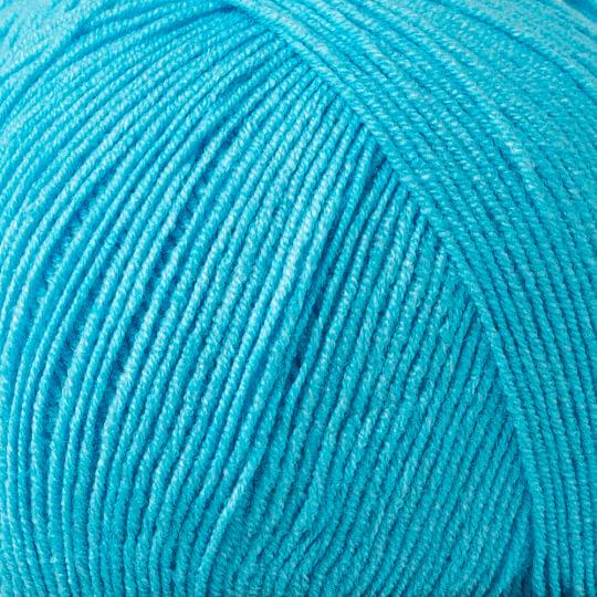 YarnArt Cotton Soft Gök Mavisi El Örgü İpi - 33