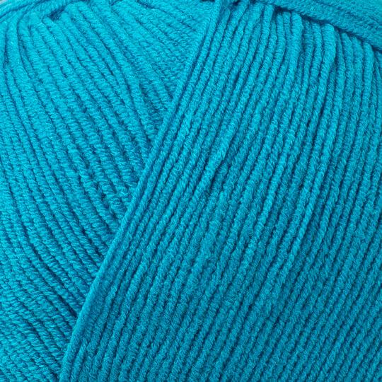 YarnArt Cotton Soft Gök Mavisi El Örgü İpi - 55