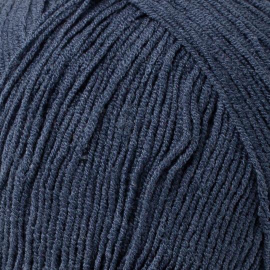 YarnArt Cotton Soft Mavi El Örgü İpi - 45