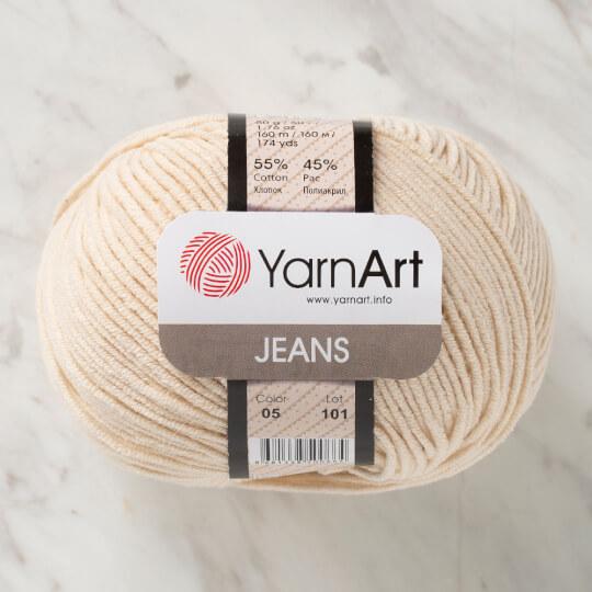 YarnArt Jeans Kemik El Örgü İpi - 05