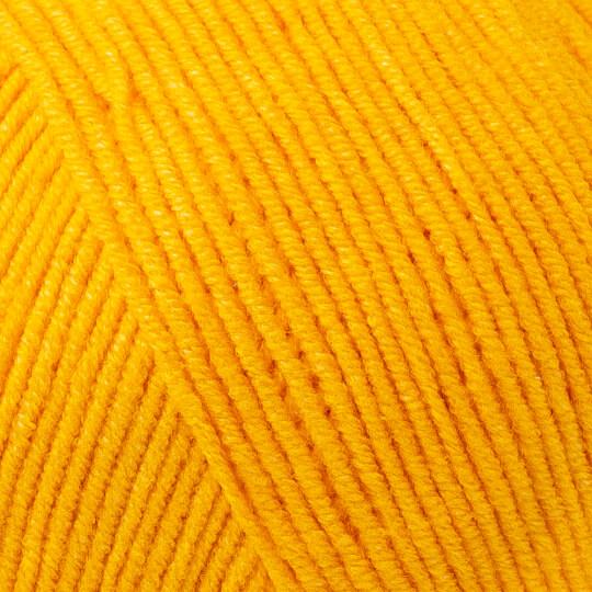 YarnArt Jeans Sarı El Örgü İpi - 35