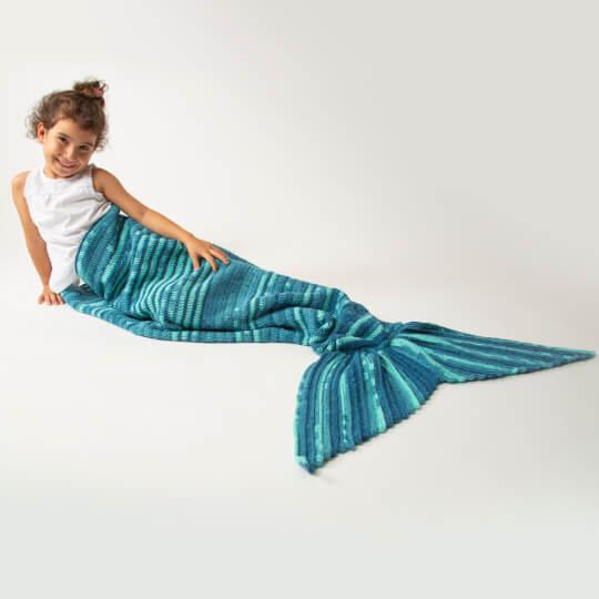 Kartopu Lulla Baby Mavi El Örgü İpi - H2305