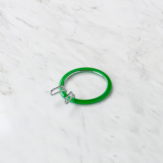 Nurge 58 mm Yeşil Küçük Metal Nakış Kasnak