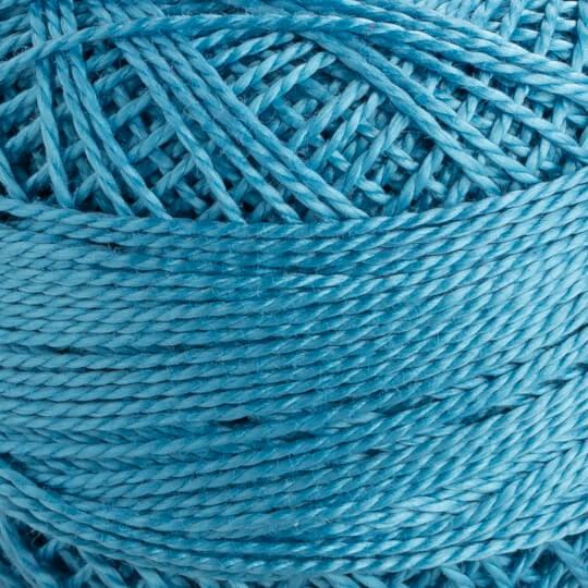 Domino Koton Perle 8gr Mavi No:8 Nakış İpliği - 4598008-01039
