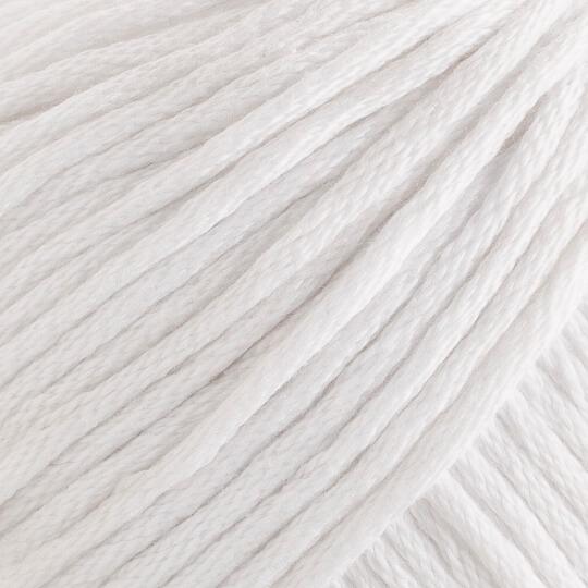 Dmc Natura XL Beyaz El Örgü İpi - 1