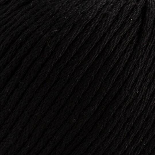 Dmc Natura XL Siyah El Örgü İpi - 2