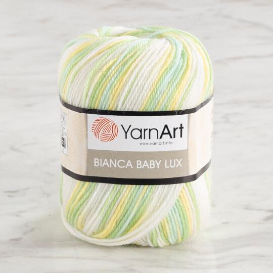 YarnArt Bianca Baby Lux 50gr Ebruli Bebek Yünü -  366