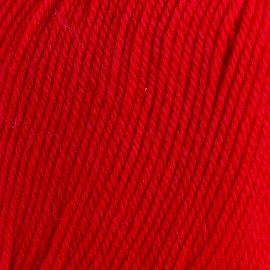 YarnArt Bianca Baby Lux  50gr Kırmızı Bebek Yünü - 356