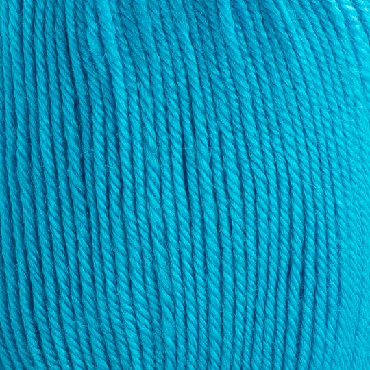 YarnArt Bianca Baby Lux 5'li Paket X 50gr Mavi Bebek Yünü - 357