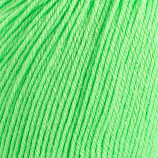 YarnArt Bianca Baby Lux 5'li Paket X 50gr Yeşil Bebek Yünü - 359