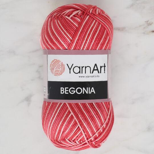 YarnArt Begonia Melange 50gr Ebruli El Örgü İpi - 0091