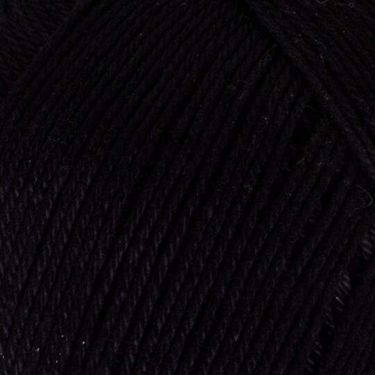 YarnArt Begonia 50gr Siyah El Örgü İpi - 999