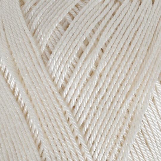 YarnArt Begonia 50gr Krem El Örgü İpi - 6282