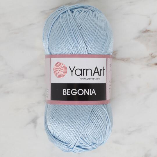 YarnArt Begonia 50gr Mavi El Örgü İpi - 4917