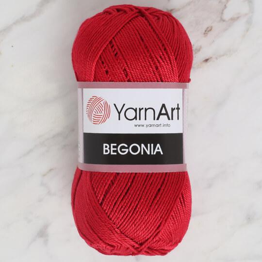 YarnArt Begonia 50gr Kırmızı El Örgü İpi - 5020