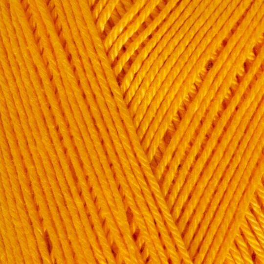 YarnArt Begonia 50gr Hardal Sarısı El Örgü İpi - 5307