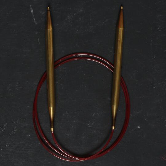 Addi 8mm 100cm Klasik Misinalı Dantel Şişi 755-7