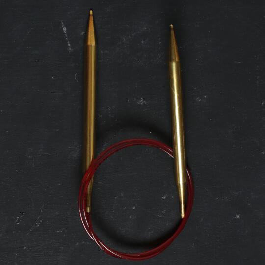 Addi 8mm 80cm Klasik Misinalı Dantel Şişi - 755-7