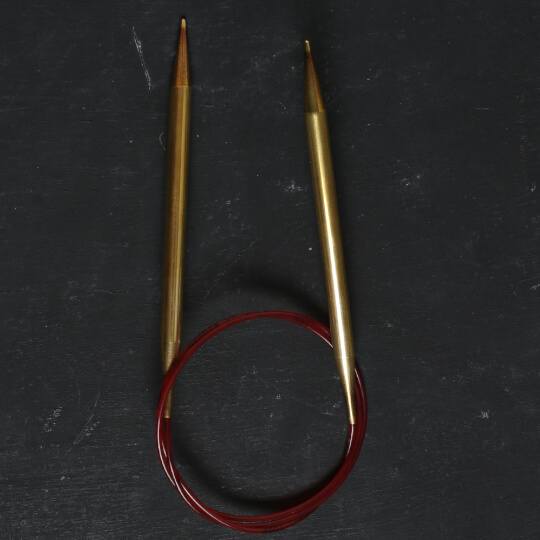 Addi 7mm 80cm Klasik Misinalı Dantel Şişi - 755-7
