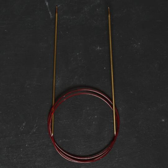 Addi 2,25mm 80cm Klasik Misinalı Dantel Şişi - 755-7