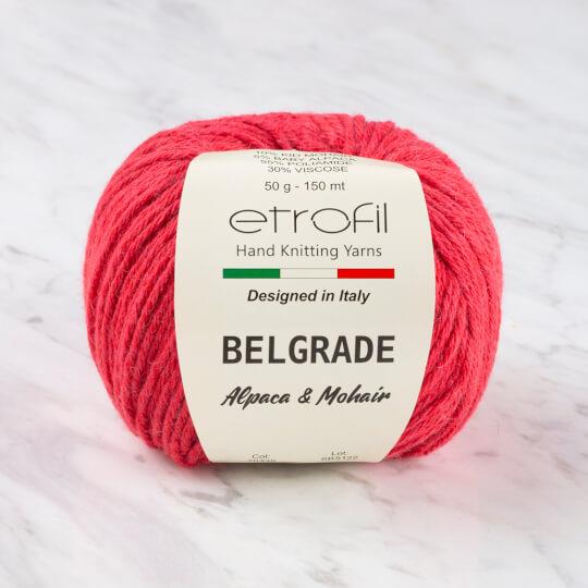 Etrofil Belgrade Bordo El Örgü İpliği - 70335