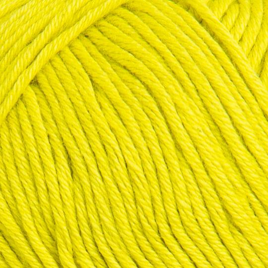 Etrofil Organic Cotton 50gr Limon Yeşili El Örgü İpi - EB008