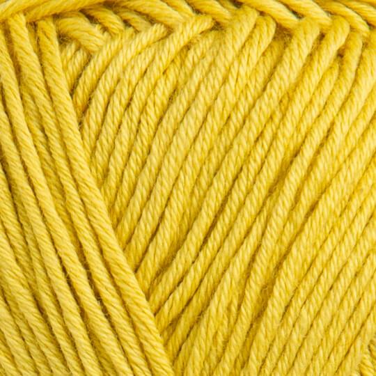 Etrofil Organic Cotton 50gr Sarı El Örgü İpi - EB028