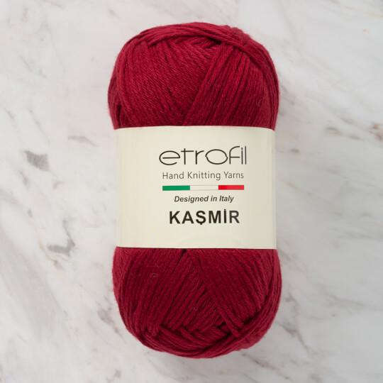 Etrofil Kaşmir Bordo El Örgü İpliği - MC018