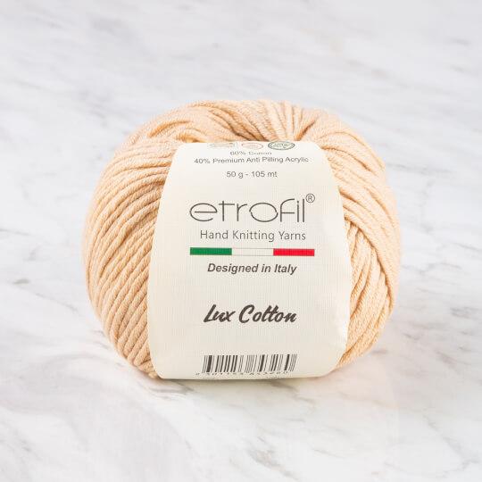 Etrofil Bambino Lux Cotton Somon Rengi El Örgü İpliği - 70021