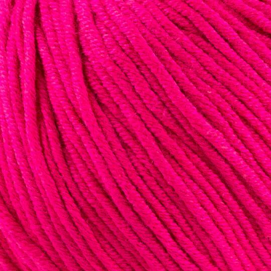 Etrofil Bambino Lux Cotton Pembe El Örgü İpliği - 70326