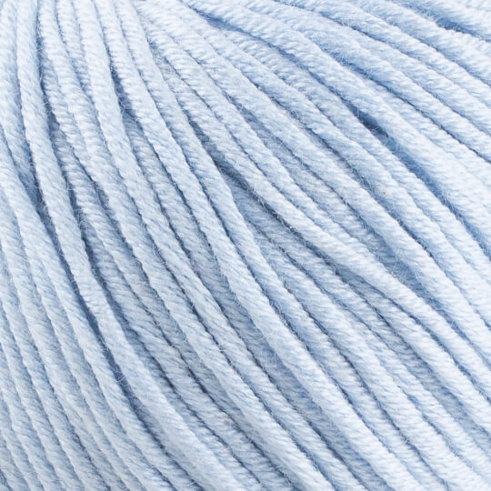 Etrofil Bambino Lux Cotton Açık Mavi El Örgü İpliği - 70526