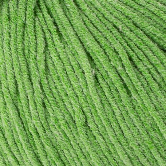 Etrofil Jeans Yeşil El Örgü İpi - 039