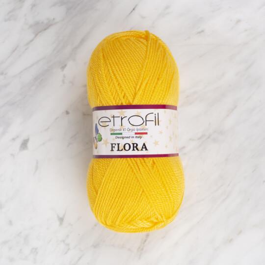 Etrofil Flora Sarı El Örgü İpi -72002