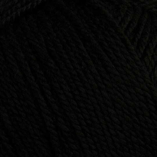 Etrofil Flora Siyah El Örgü İpi - 70968