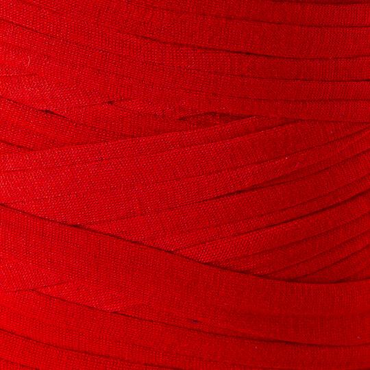 Loren Kırmızı Penye Kumaş El Örgü İpi - 46