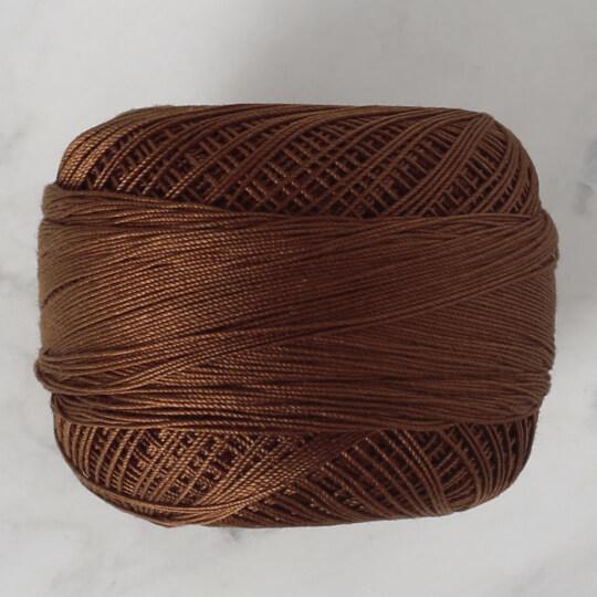Altınbaşak No: 50 Kahverengi Klasik Renkli Dantel İpliği - 116 - 26