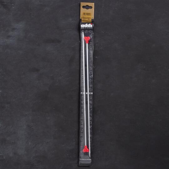 Addi Kalpli 4mm 35cm Klasik Alüminyum Örgü Şişi - 200-7