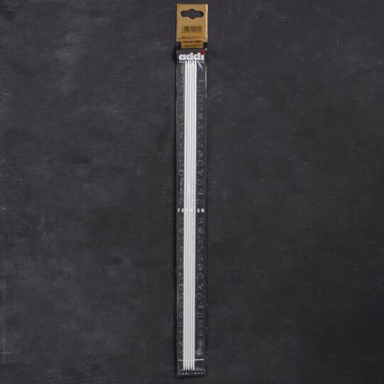 Addi 3mm 40cm 5'li Çorap Şişi - 201-7