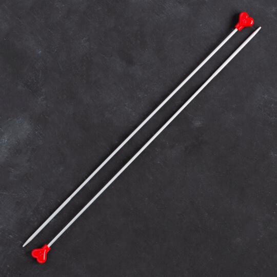 Addi 3,5mm 35cm Klasik Alüminyum Hızlı Örgü Şişi - 210-7