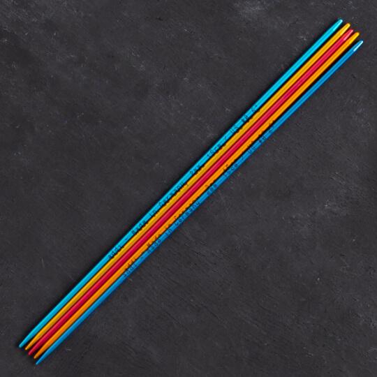 Addi Colibri 2mm 15cm Renkli Çorap Şişi - 204-7