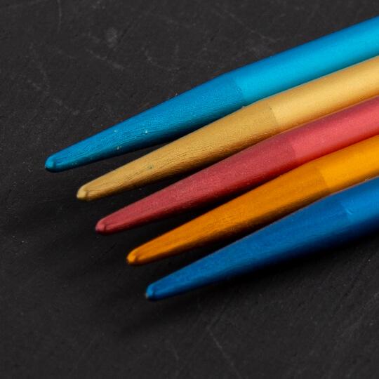 Addi Colibri 3,5mm 15cm Renkli Çorap Şişi - 204-7