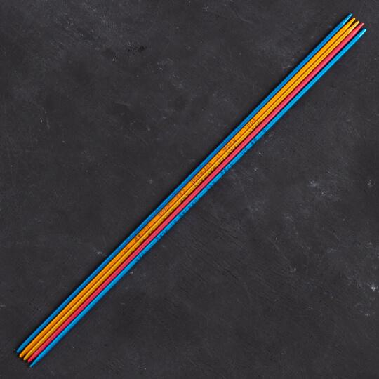 Addi Colibri 2mm 20cm Renkli Çorap Şişi - 204-7