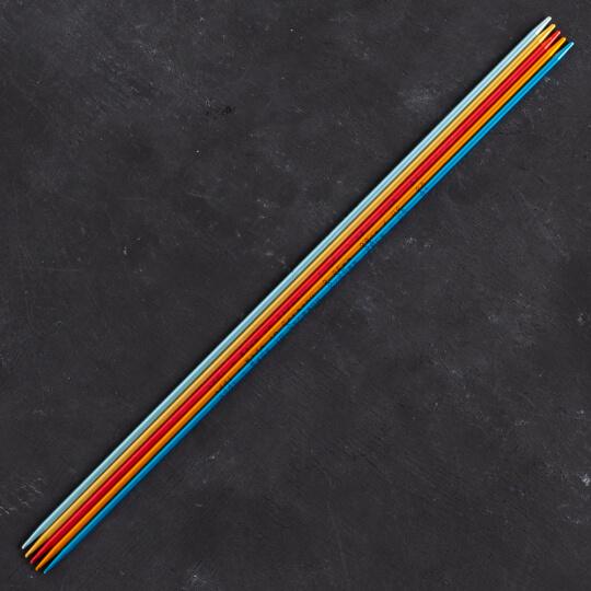 Addi Colibri 2,25mm 20cm Renkli Çorap Şişi - 204-7