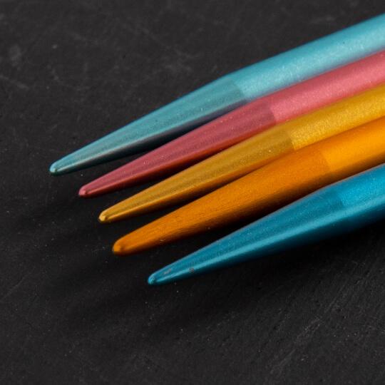 Addi Colibri 3,25mm 20cm Renkli Çorap Şişi - 204-7