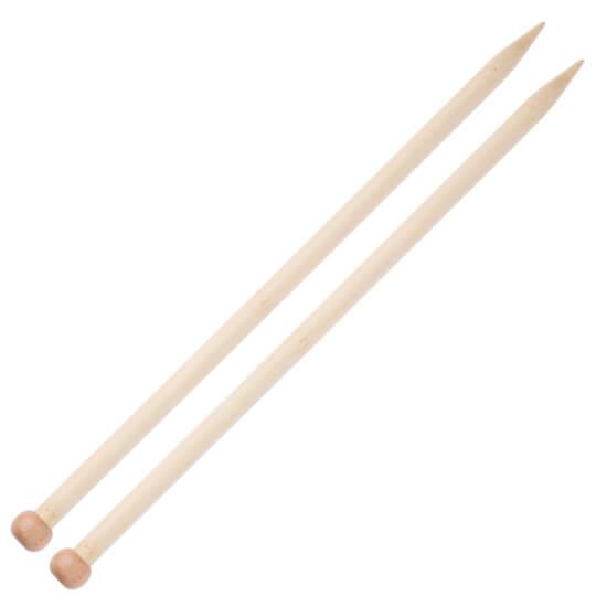 Addi Bambus 12 Mm 35 Cm Bambu Örgü Şişi - 500-7