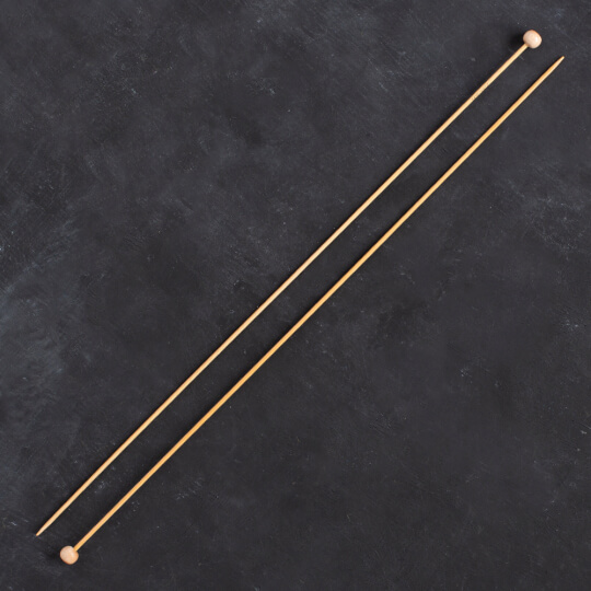 Addi Bambus 2mm 35cm Bambu Örgü Şişi - 500-7