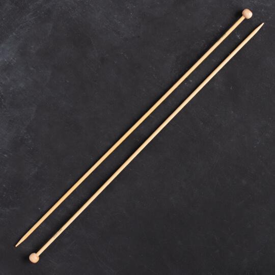 Addi Bambus 3,5mm 35cm Bambu Örgü Şişi - 500-7