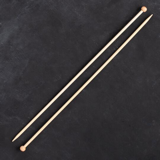 Addi Bambus 4,5mm 35cm Bambu Örgü Şişi - 500-7
